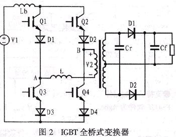 芯片采用uc3875移相专业控制芯片,该芯片主要应用于全桥变换器电路.