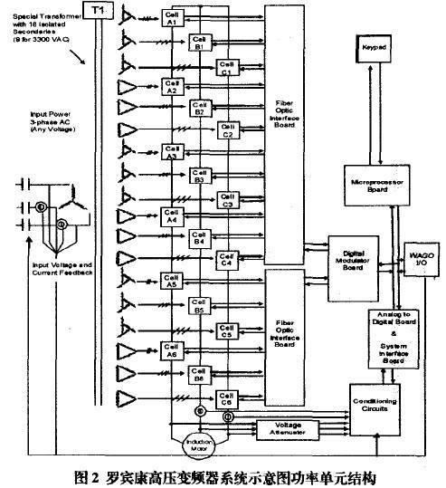延边角接降压启动电路图