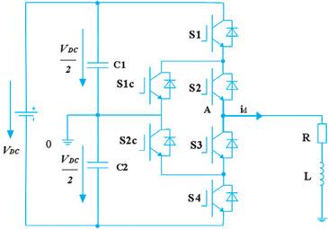 三种三电平npc变换器拓扑比较
