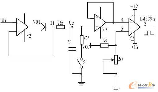 图3过压保护电路